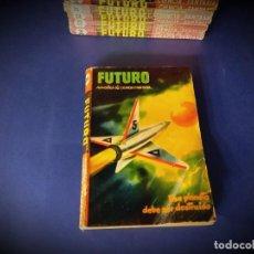 Cómics: FUTURO Nº 20 NOVELA DE CIENCIA Y FANTASÍA -EDICIONES FUTURO-. Lote 245165270