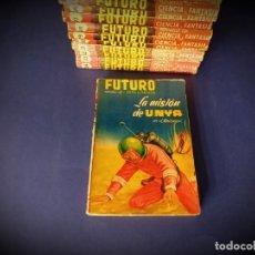 Cómics: FUTURO Nº 21 NOVELA DE CIENCIA Y FANTASÍA -EDICIONES FUTURO-. Lote 245165305