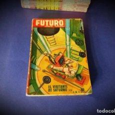 Cómics: FUTURO Nº 22 NOVELA DE CIENCIA Y FANTASÍA -EDICIONES FUTURO-. Lote 245165390