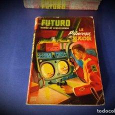 Cómics: FUTURO Nº 23 NOVELA DE CIENCIA Y FANTASÍA -EDICIONES FUTURO-. Lote 245165435