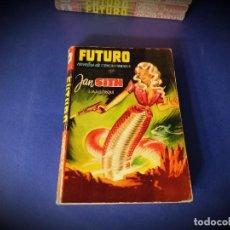 Cómics: FUTURO Nº 24 NOVELA DE CIENCIA Y FANTASÍA -EDICIONES FUTURO-. Lote 245165520