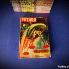 Cómics: FUTURO Nº 27 NOVELA DE CIENCIA Y FANTASÍA -EDICIONES FUTURO-. Lote 245165685