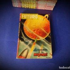 Cómics: FUTURO Nº 28 NOVELA DE CIENCIA Y FANTASÍA -EDICIONES FUTURO-. Lote 245165755