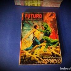Cómics: FUTURO Nº 29 NOVELA DE CIENCIA Y FANTASÍA -EDICIONES FUTURO-. Lote 245165865
