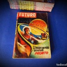 Cómics: FUTURO Nº 30 NOVELA DE CIENCIA Y FANTASÍA -EDICIONES FUTURO-. Lote 245166075