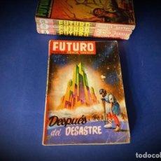 Cómics: FUTURO Nº 31 NOVELA DE CIENCIA Y FANTASÍA -EDICIONES FUTURO-. Lote 245166160