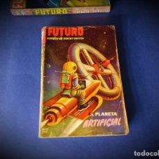 Cómics: FUTURO Nº 33 NOVELA DE CIENCIA Y FANTASÍA -EDICIONES FUTURO-. Lote 245166505