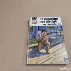 Comics: NOVELA BRAVO OESTE Nº 286 - EL ENEMIGO DEL SIN LEY - MARCIAL LAFUENTE ESTEFANÍA - BRUGUERA. Lote 245947695