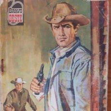 Cómics: BRAVO OESTE Nº 104. SECRETO DE MUERTE. JOHN LACK. BRUGUERA 1964. Lote 245959700
