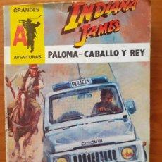 Cómics: ASTRI GRANDES AVENTURAS Nº 31. INDIANA JAMES. PALOMA - CABLLO Y REY. 1987.. Lote 245962820