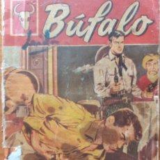 Cómics: BUFALO EXTRA ILUSTRADA Nº 69. TODO POR LA LIBERTAD. FIDEL PRADO. 1ª EDICIÓN BRUGUERA 1959. Lote 245963430