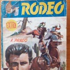 Cómics: COLECCIÓN RODEO EXTRA Nº 66. ESTACIÓN DE RECAMBIO Nº 12. FIDEL PRADO. CIES. Lote 245964725