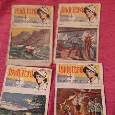Cómics: RUDU FORD UN CAPITÁN DE 15 AÑOS COLECCIÓN COMPLETA 32 NUMEROS. Lote 246146385