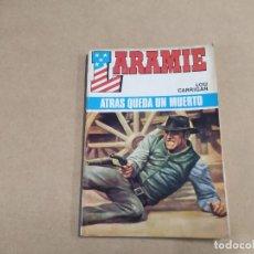 Comics: NOVELA LARAMIE Nº 24 - ATRÁS QUEDA UN MUERTO - LOU CARRIGAN - ALONSO. Lote 246700045