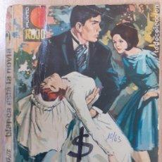 Cómics: PUNTO ROJO Nº 76. BLANCA ESTÁ LA NOVIA. GEORGE H. WHITE. BRUGUERA 1963. Lote 247374385
