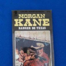 Comics : MORGAN KANE RANGER DE TEXAS Nº 5 - LOUIS MASTERSON. Lote 254564590