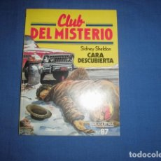 Cómics: CLUB DEL MISTERIO - Nº 87 - CARA DESCUBIERTA - BRUGUERA.. Lote 254807740
