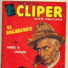 Cómics: CLIPER SERIE POLICIACA COMPLETA 8 EJEMPLARES. Lote 255939775