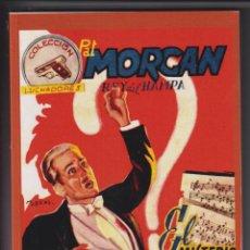 Comics: PAT MORGAN REY DEL HAMPA. TOMO III. CONTIENE LOS EJEMPLARES 7, 8 Y 9. Lote 257779455