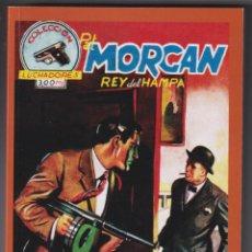 Comics: PAT MORGAN REY DEL HAMPA. TOMO II. POR P. DUKE (FIDEL PRADO) CONTIENE LOS EJEMPLARES 4, 5 Y 6. Lote 257779470