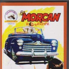 Comics: PAT MORGAN REY DEL HAMPA. TOMO IV POR P. DUKE (FIDEL PRADO) CONTIENE LOS EJEMPLARES 10, 11 Y 12. Lote 257779490