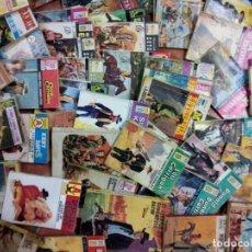 Fumetti: LOTE DE 75 NOVELAS DEL OESTE. Lote 260364405