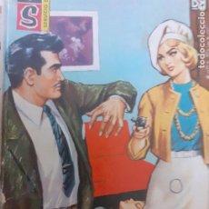 Cómics: SERVICIO SECRETO Nº 621. GANGSTERS DE BROADWAY. JOE MOGAR. BRUGUERA 1962. Lote 260573945