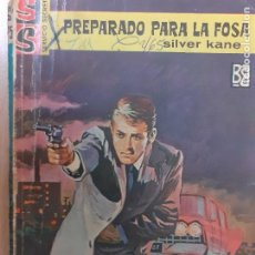 Cómics: SERVICIO SECRETO Nº 759. PREPARANDO LA FOSA. SILVER KANE. BRUGUERA 1965. Lote 260574895