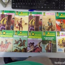 Fumetti: LOTE DE 10 NOVELAS OESTE COLECCIÓN COLORADO EDITORIAL BRUGUERA. Lote 260710760