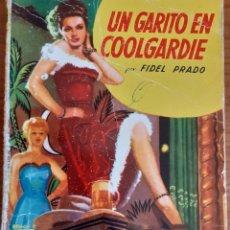 Cómics: BISONTE Nº 298. UN GARITO EN COOLGARDIE. FIDEL PRADO. BRUGUERA 1953. Lote 261275875