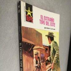 Cómics: EL EXTRAÑO TIPO DEL ESTE / GORDON LUMAS / SALVAJE TEXAS Nº 815 / BRUGUERA 1ª EDICIÓN 1971. Lote 262256465