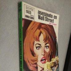 Cómics: ASESINATO EN WALL STREET / JOE MOGAR / SERVICIO SECRETO Nº 1054 / BRUGUERA 1ª EDICIÓN 1970. Lote 262256770