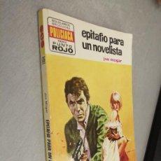 Cómics: EPITAFIO PARA UN NOVELISTA / JOE MOGAR / PUNTO ROJO Nº 636 / BRUGUERA 1ª EDICIÓN 1974. Lote 262257335