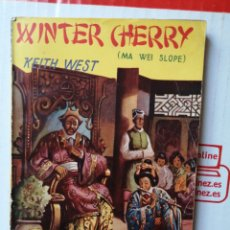 Cómics: WINTER CHERRY - KEITH WEST, COLECCIÓN AUTORES BRITÁNICOS NÚMERO 27. Lote 262299585