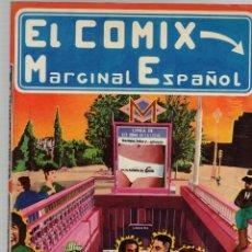 Comics: EL COMIX MARGINAL ESPAÑOL. PRODUCCIONES EDITORIALES 1976. Lote 262409105