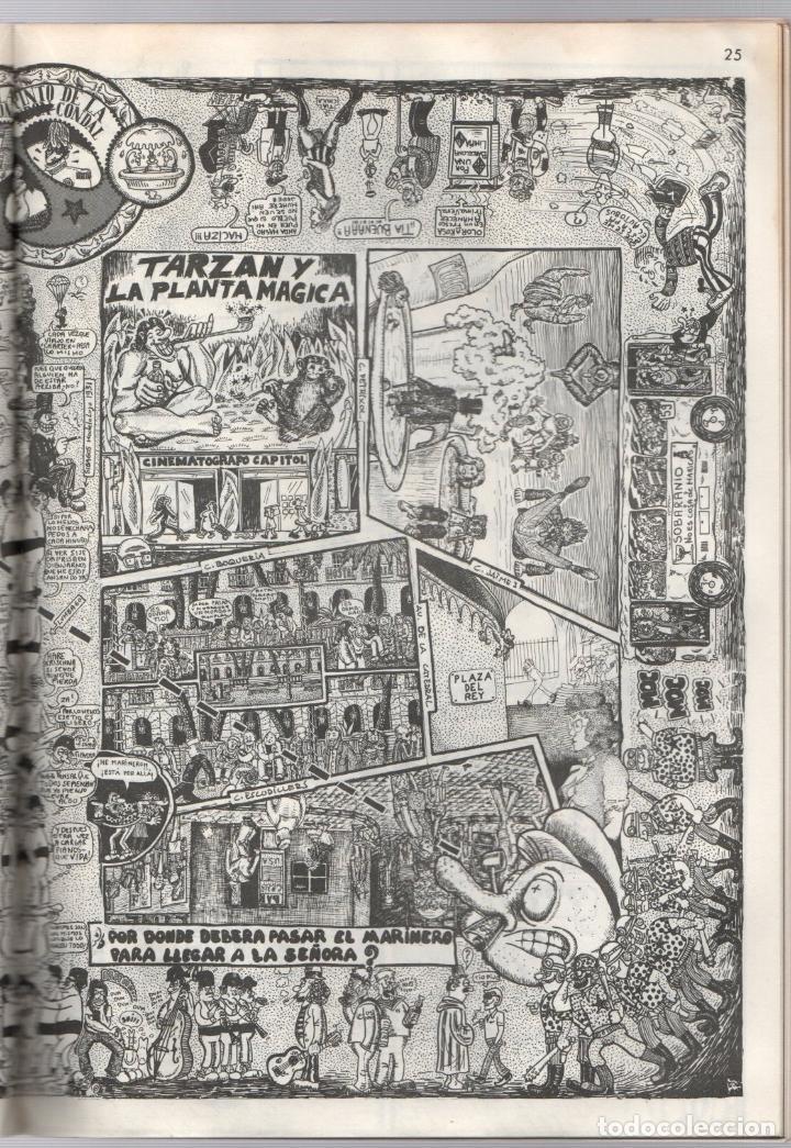 Cómics: EL RROLLO. PRODUCCIONES EDITORIALES 1975 - Foto 2 - 262411875