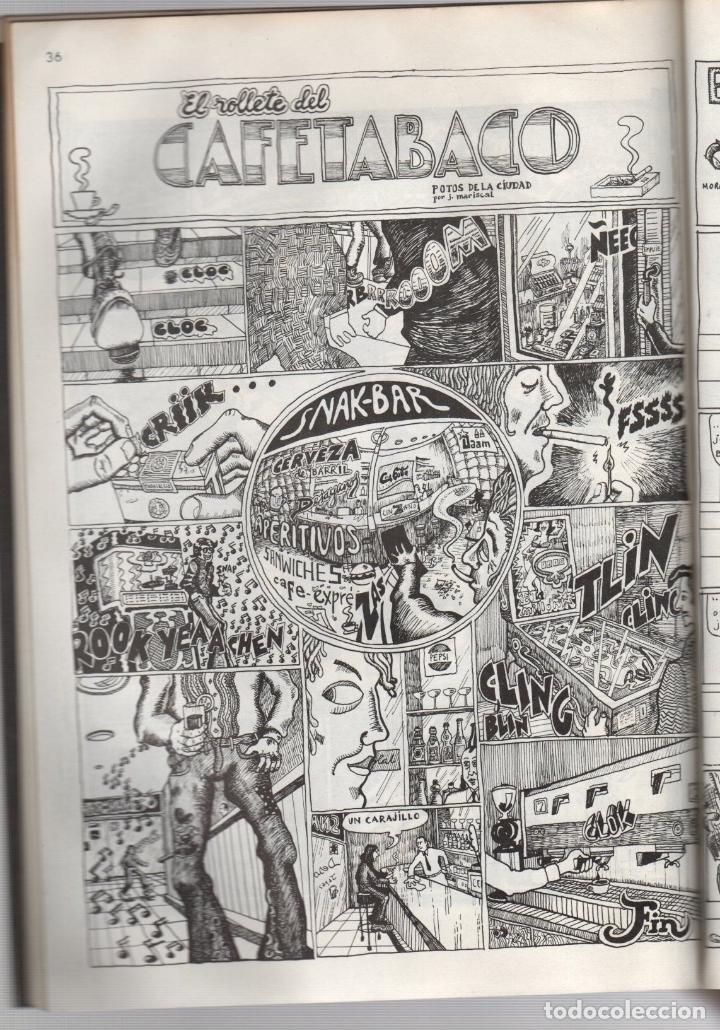 Cómics: EL RROLLO. PRODUCCIONES EDITORIALES 1975 - Foto 3 - 262411875