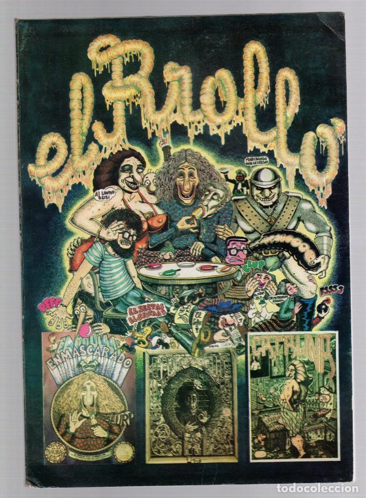 EL RROLLO. PRODUCCIONES EDITORIALES 1975 (Tebeos, Comics y Pulp - Pulp)
