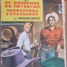 Cómics: BISONTE Nº 457. EL REVOLVER JUSTICIERO. MEADOW CASTLE. BRUGUERA 1956. Lote 263183460