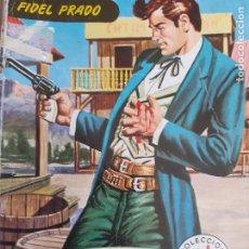 Cómics: COLORADO Nº 114. VAQUEROS TENIAN QUE SER. FIDEL PRADO. BRUGUERA 1959. Lote 263184040
