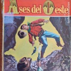 Cómics: ASES DEL OESTE Nº 85. TIROS EN EL CIMARRÓN. FIDEL PRADO. BRUGUERA 1960. Lote 263184535