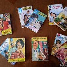 Cómics: LOTE 11 LIBROS COLECCIÓN AMAPOLA, CAROLA, MADREPERLA, ROSAURA, ALONDRA, LEGIONES BLANCAS.... Lote 264161684