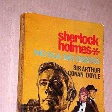 Comics: SHERLOCK HOLMES NO HA MUERTO. SIR ARTHUR CONAN DOYLE. SELECCIONES DE BIBLIOTECA ORO 242. MOLINO 1967. Lote 264965219
