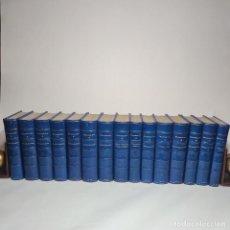 Cómics: ENORME COLECCIÓN DE LA BIBLIOTECA DE ORO. 100 NÚMEROS. SERIES AMARILLA, ROJA Y AZUL. EDIT. MOLINO.. Lote 265817654