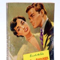 Comics: COLECCIÓN FAVORITA 55. LAS DOS ESPOSAS DE MR. RHYLE (V. NALDA CALABOZO) VALENCIANA, CIRCA 1960. OFRT. Lote 268266204