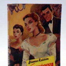 Comics: COLECCIÓN FAVORITA 49. LA SEÑORITA CICLÓN (DIANA ROLDÁN) VALENCIANA, CIRCA 1960. OFRT. Lote 267859564