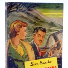 Comics: COLECCIÓN FAVORITA 36. TÍO… Y SOBRINA (LEÓN SANCHO) VALENCIANA, CIRCA 1960. Lote 267859649