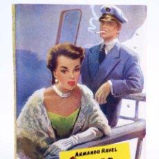 Comics: COLECCIÓN FAVORITA 13. CRUCERO DEL AMOR (ARMANDO RAVEL) VALENCIANA, CIRCA 1960. OFRT. Lote 267859739
