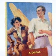 Comics: COLECCIÓN FAVORITA 7. VÉRTIGO EN LAS ALMAS (A. OLCINA) VALENCIANA, CIRCA 1960. OFRT. Lote 267859779