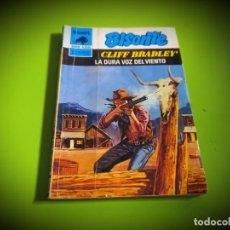 Cómics: BISONTE SERIE AZUL Nº 632 -BRUGUERA-. Lote 268919019